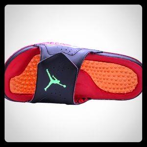 7ea1126c6960eb Nike Shoes - Jordan Hydro VII 7 Retro Slide Marvin The Martian